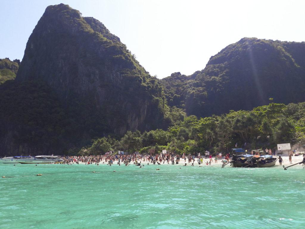 Maya Bay, Ko Phi Phi Leh
