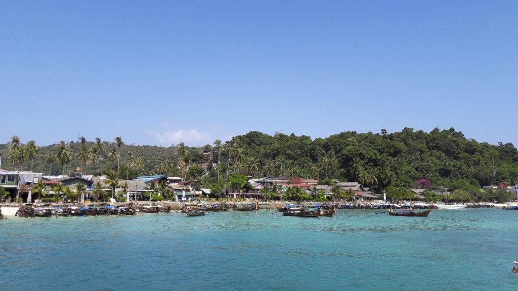 Port, Ko Phi Phi Don