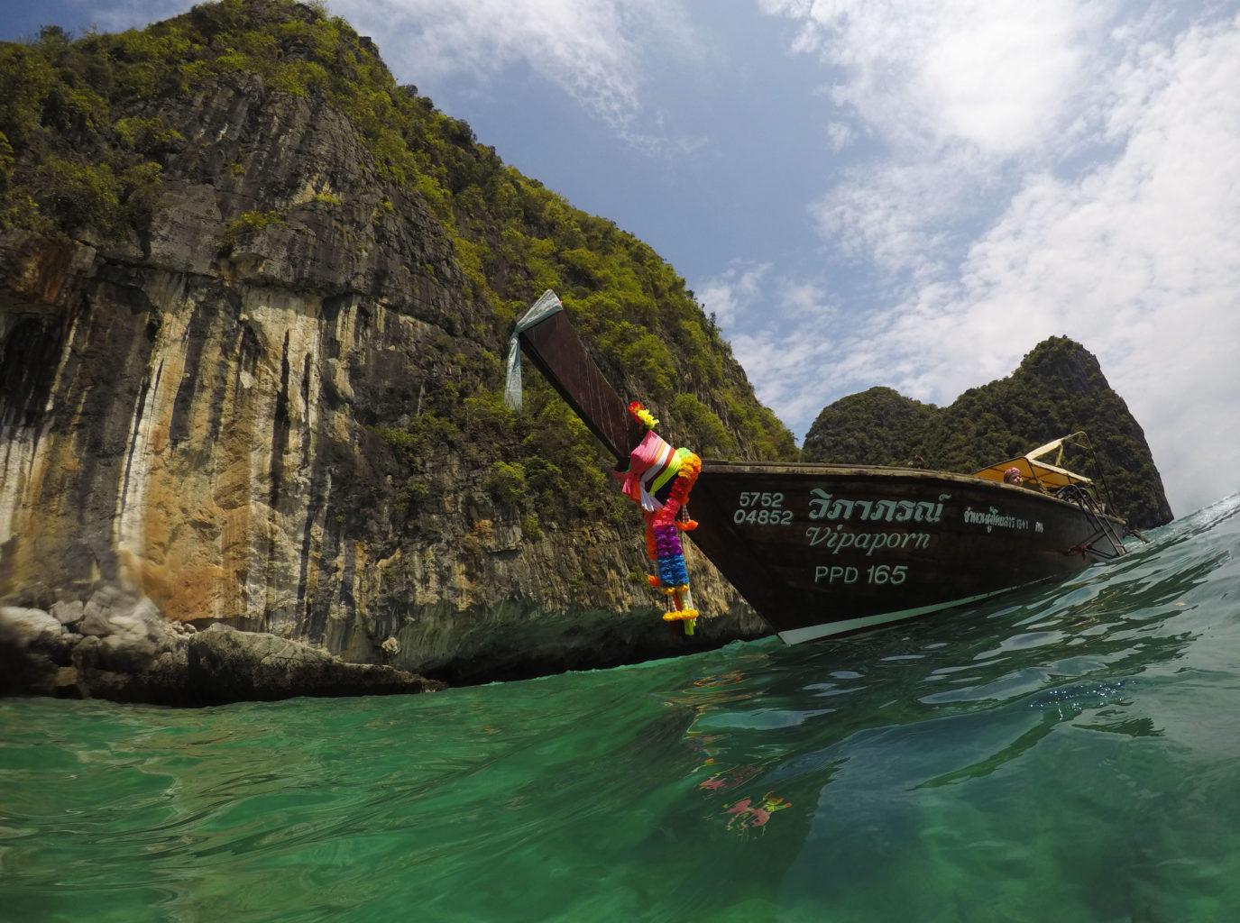 Snorkeling in Koh Samah Bay Ko Phi Phi Leh – Dare to ...
