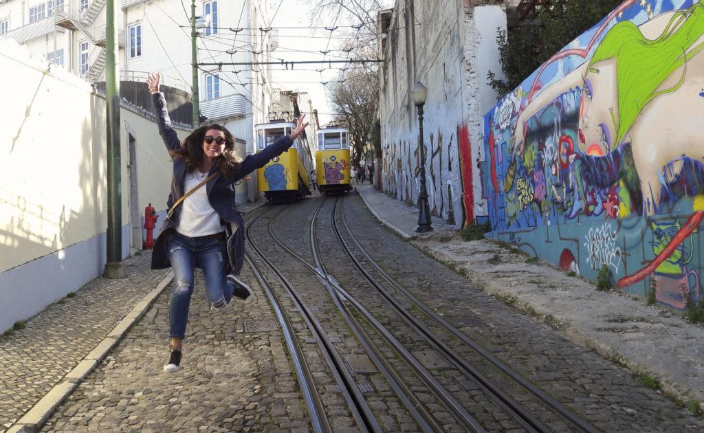 Valeriya Dare to Travel Alone