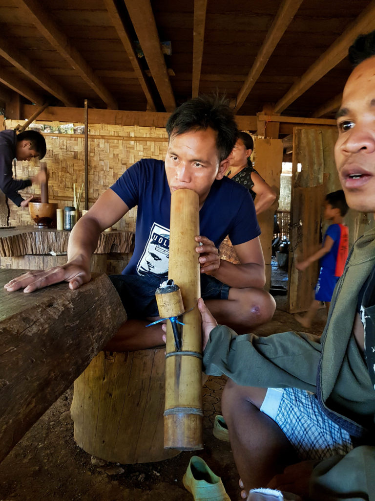 Bamboo Bong Captain Hook Homestay