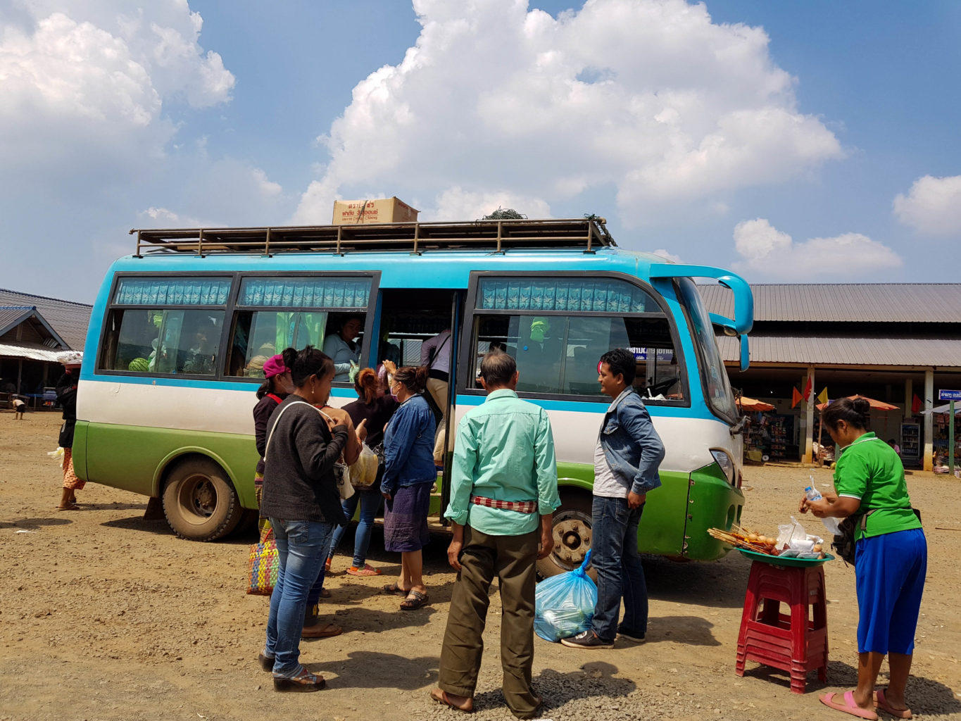 Laos: A Day Into The Life Of Captain Hook – Dare to Travel Alone